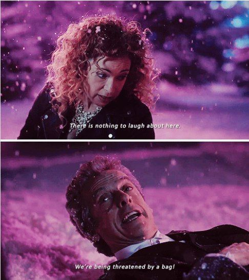 Doctor Who Christmas special The husbands of River Song