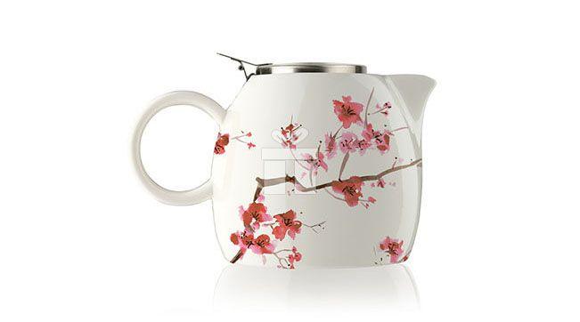 Ceainic Ceramic Pugg Inchis  #ceainic #ceainicinfuzor #ceainiccadou #cadourispeciale #cadourifemei