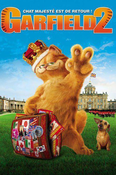 Garfield 2 movie poster