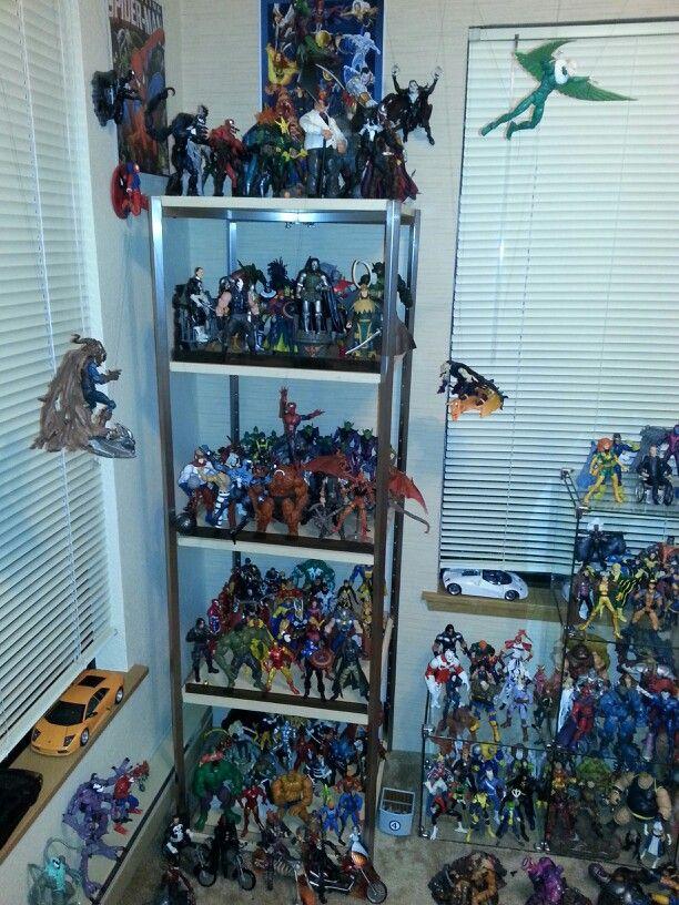 Marvel legends shelf   Collectible Displays   Marvel ...