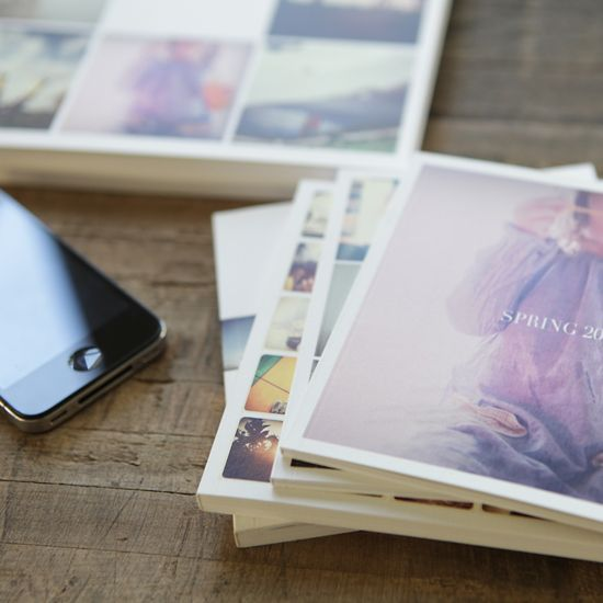 Off your device. Into your life™ | Photo Books for Instagram by Artifact Uprising