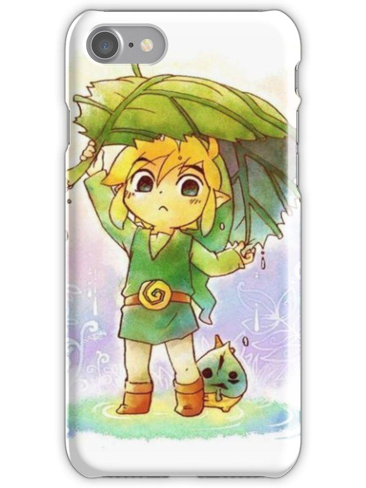 'The legend of Zelda ' iPhone Case by ITzSenpai