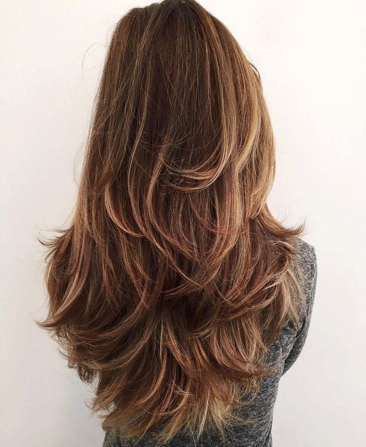 Idea Layered Haircuts For Long Hair 92