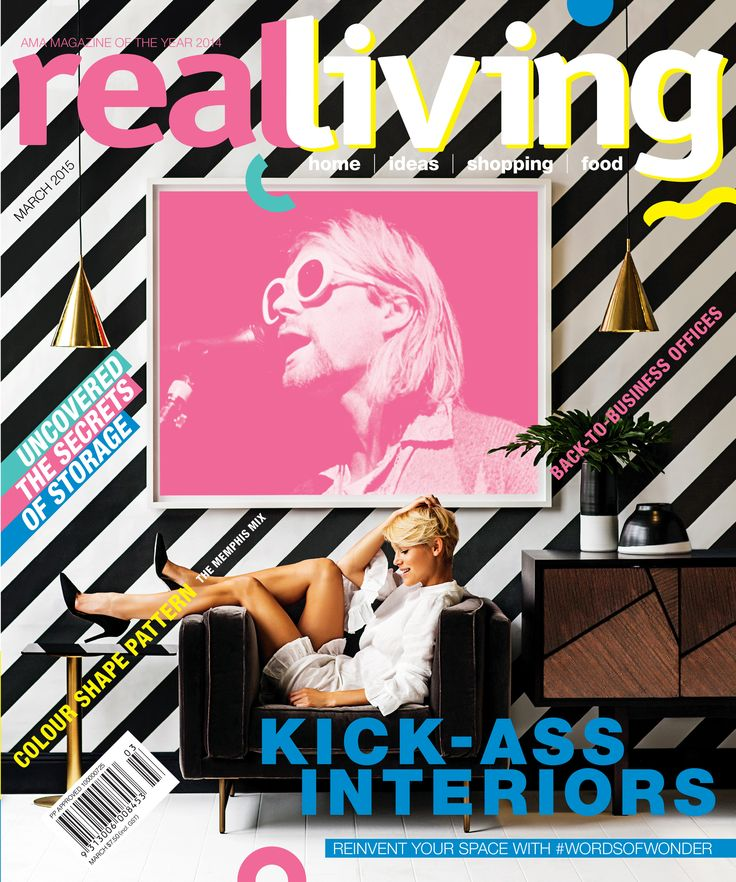 March 2015 #reallivingmag