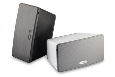 Sonos Play:3 Double Pack   The Listening Post Christchurch and Wellington