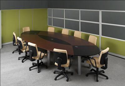 Desain Meja Meeting Room Terbaru Saat Ini