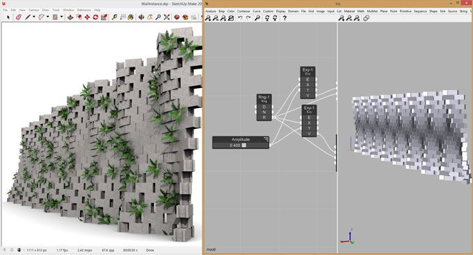 This sketchup video tutorial provides the demonstration of Viz