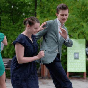 Танец Линди-хоп