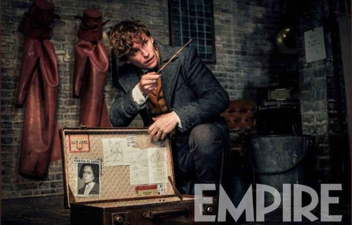 Pin By Kathy On The Crimes Of Grindelwald Fantastic Beasts