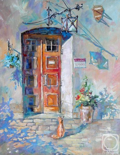 Гроза Людмила. Дверь