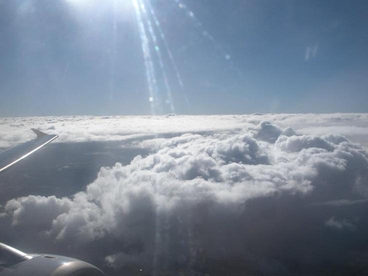 cielo oceano abierto