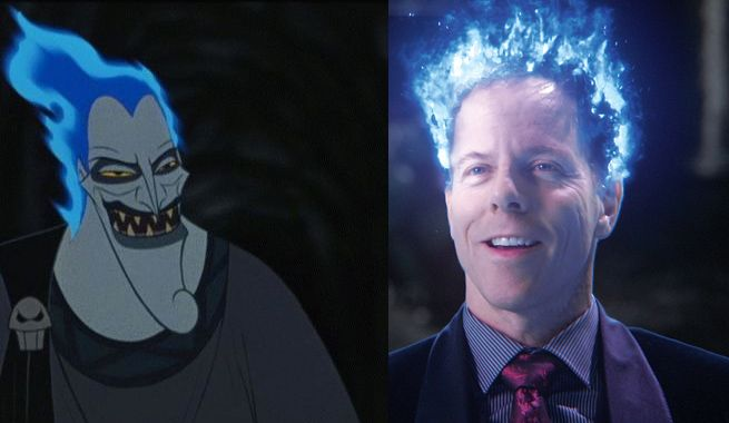 Once Upon A Time: First Look At Greg Germann As Hades | Comicbook.com