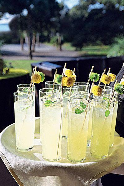 2014 Wedding food & drink trends