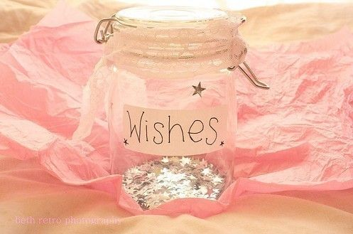 wishes: Makeawish, Make A Wish, Stars, Cute Ideas, In A Jars, Art Prints, Inspiration Pictures, Glitter, Dreams Coming True