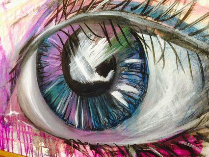 Eye study - Cate Field