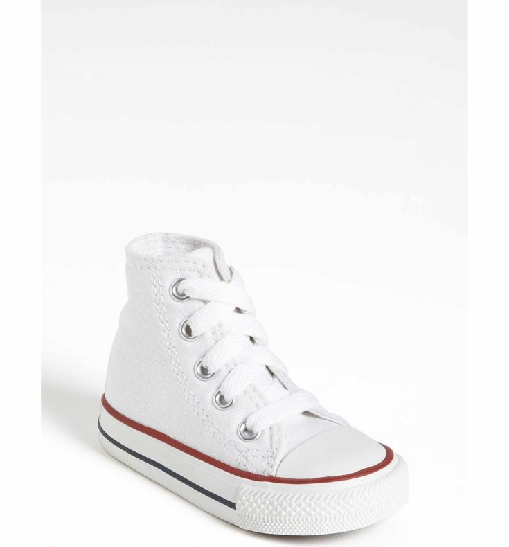 Main Image - Converse All Star® High Top Sneaker (Baby, Walker & Toddler)