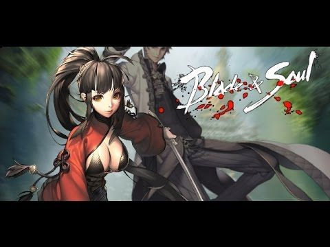 Blade and Soul MMO Character Creation