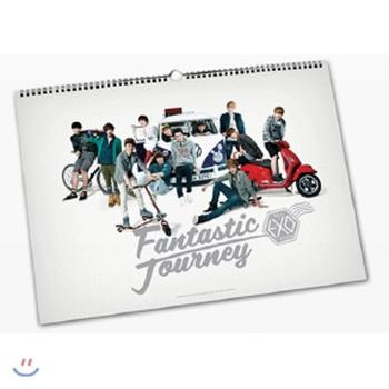 Yes24 Indonesia - [GIFT] EXO 2013 Season Greeting [Wall Calendar]