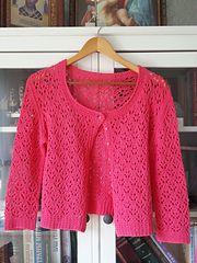 Ravelry: aTasja's Surry Hills cardigan FREE pattern