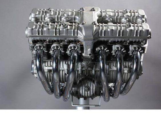 #HONDA #CBX 1000 #Engine