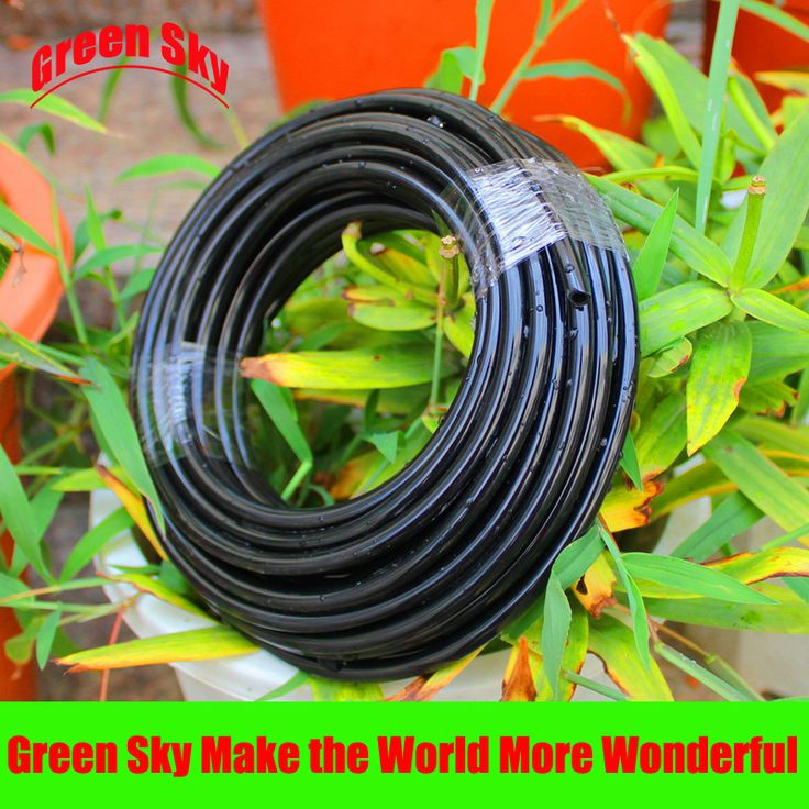 5m roll 8mm inner diameter garden greenhouse micro drip
