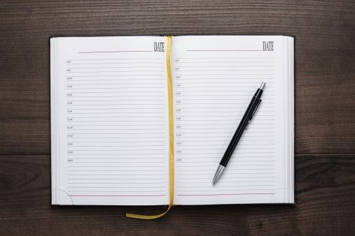 Use Weekly Planning to be More Efficient