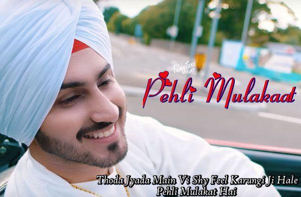 Pehli Mulakaat Lyrics Rohanpreet Singh Latest Punjabi Song Lyrics Songs Teaser