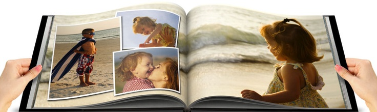Love photo books, and always feel creative when I have completed one.