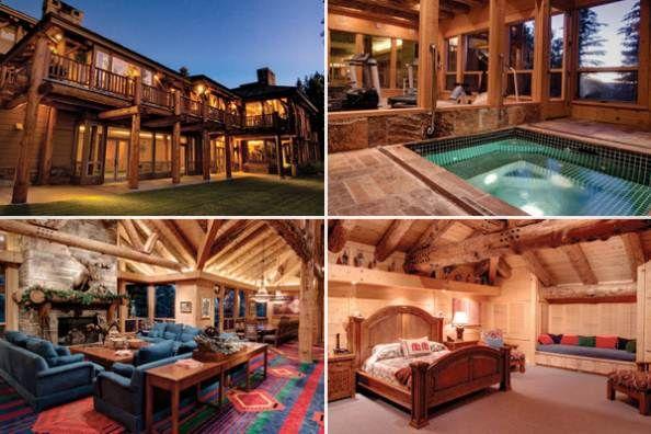 log cabin luxury mansions   luxury log cabins lake district   Victoria Homes Design