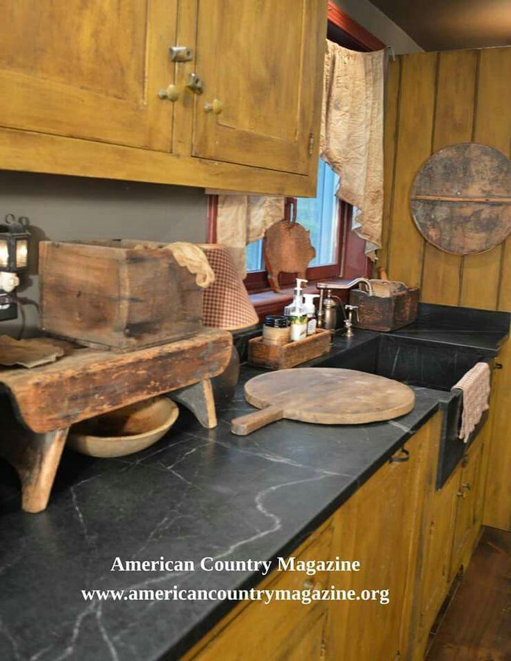 Primitive Kitchen 918 best primitive kitchen images on pinterest | primitive kitchen