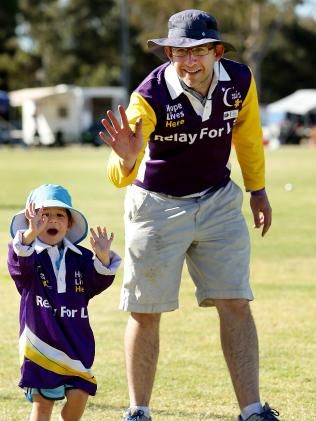 Hornsby Relay for Life sees hundred gather to fundraise in cancer fight at Rofe Park | News Local