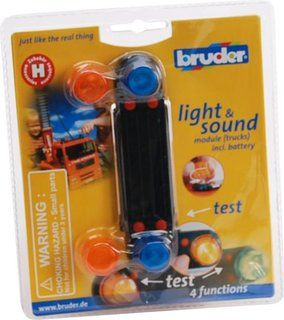 Bruder 2801 - Light und Sound Modul (Lastkraftwagen)