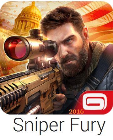 تحميل النسخة الاخيرة كاملة من لعبة Sniper Fury Android لعبة القناص الشهير 2016