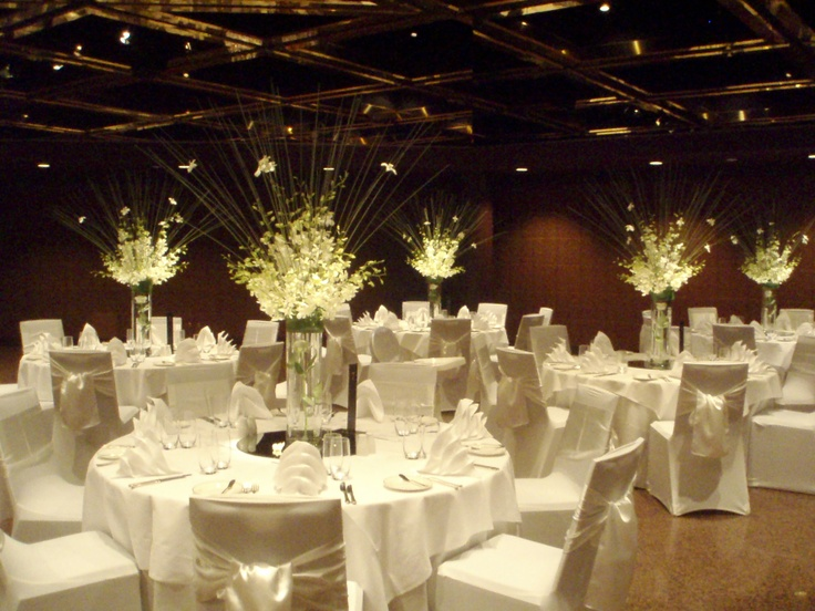 19 best world of weddings ballroom intercontinental adelaide intercontinental adelaide ballroom white singapore orchid centrepiece upgrade junglespirit Image collections