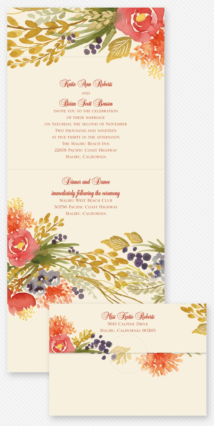 Best 116 Fall Wedding ideas on Pinterest | Fall wedding, Wedding ...