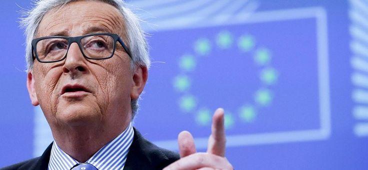 Juncker: Ha valaki hétfőtől szombatig Európát szidja, akkor vasárnap aligha fogják róla elhinni, hogy meggyőződéses  európai http://ahiramiszamit.blogspot.ro/2016/06/juncker-ha-valaki-hetfotol-szombatig.html