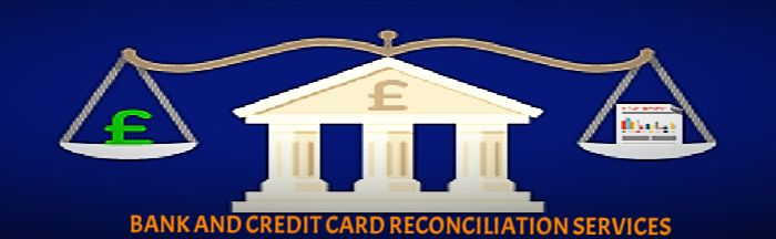 Eliminate accounting errors by outsourcing bank and credit card reconciliation
