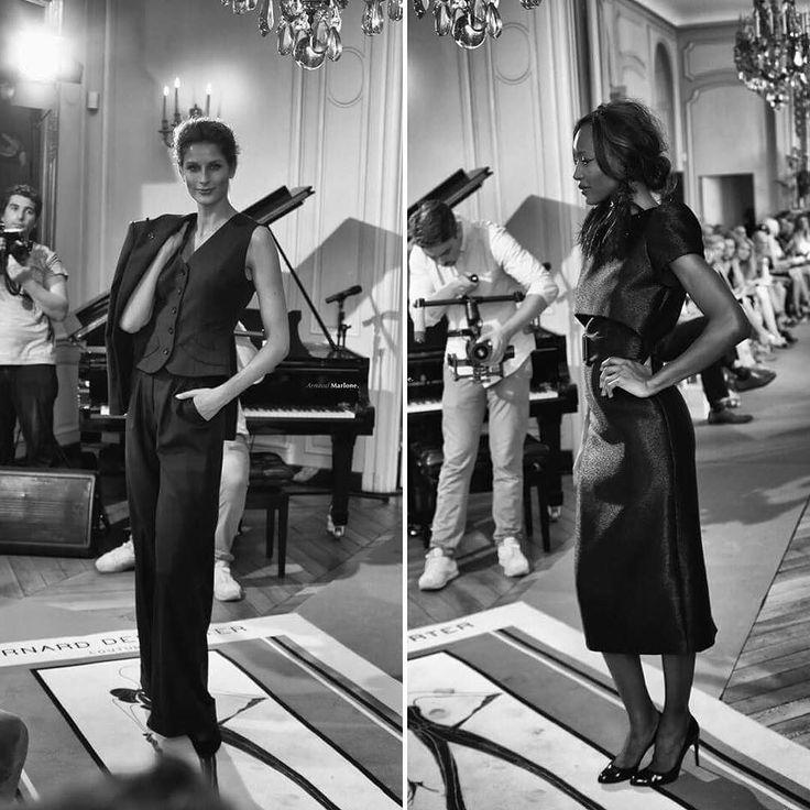 Chic allure Bernard Depoorter #luxe #fashion #paris #madeinbelgium #madeinfrance #bernarddepoorter #élégance #fashionshow