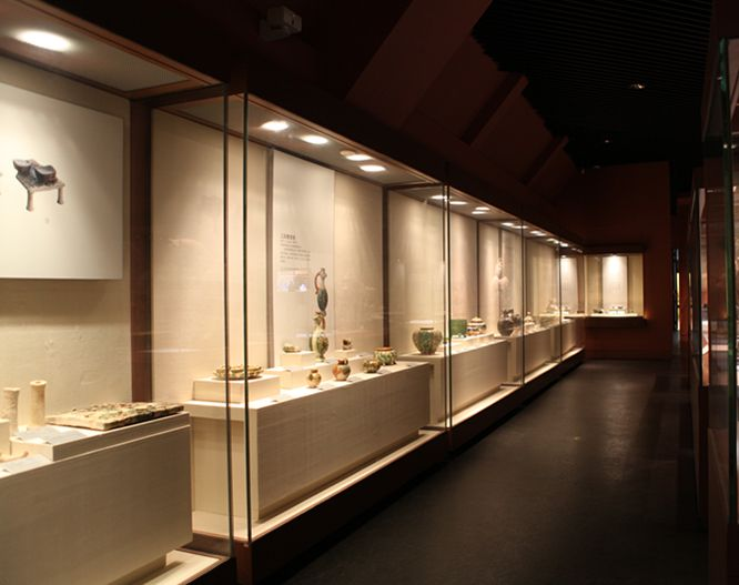 Wangda Museum Showcases - Wall Leaning Case