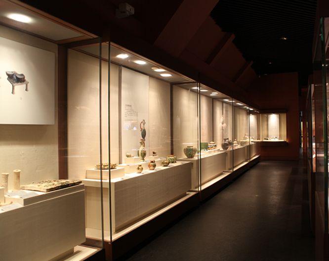 Wangda Museum Showcases - Wall Leaning Case