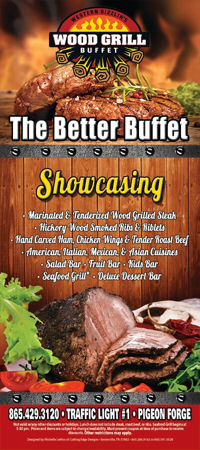 wood grill buffet pigeon forge tn things to do in pigeon forge rh pinterest com wood grill buffet prices hesperia ca wood grill buffet prices pigeon forge tn