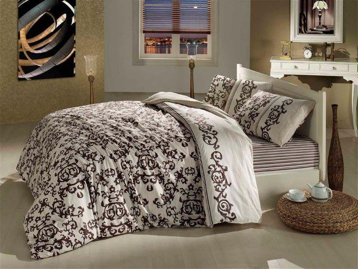 Holey Quilt obliečky Bavlna Deluxe  Karina 140x200, 70x90cm