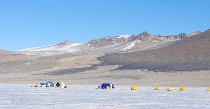 News - Tipp:  http://ift.tt/2yaylkX Sensationsfund in der Antarktis - Forscher: Leben auf anderen Planeten möglich? #story