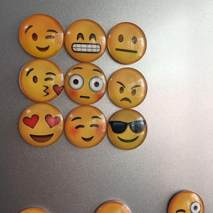 5 Pcs Cute Emoji Pattern Dome Glass Fridge Magnet Refrigerator Magnets Cartoon Face Expression Glass Cabochon  Magnetic Stickers-in Fridge Magnets from Home & Garden on Aliexpress.com | Alibaba Group