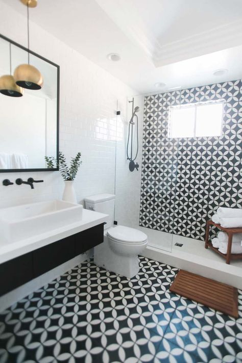 Mid Century Modern Bathroom Design Delectable Inspiration