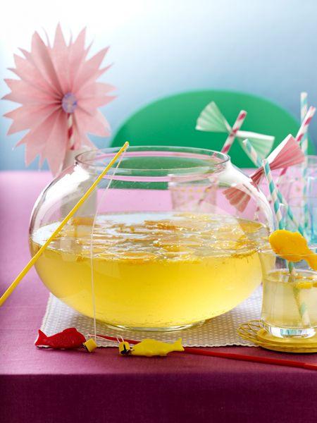 Kinderbowle: Alkoholfreie Bowle für die Kleinsten