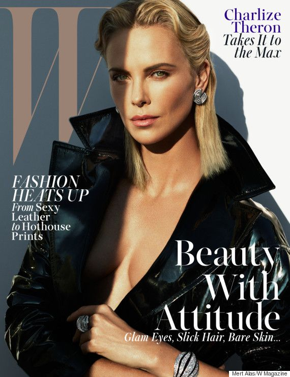 Charlize Theron Interview