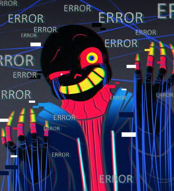 Pin By Tempolyo The Skeleton On Error Sans Undertale Undertale Fanart Sans Art