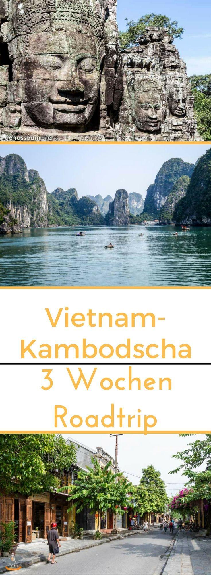 Roadtrip 6: Vietnam-Kambodscha