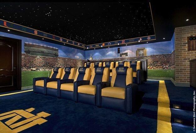 Stadium Home Theater - Bundle of Ideas